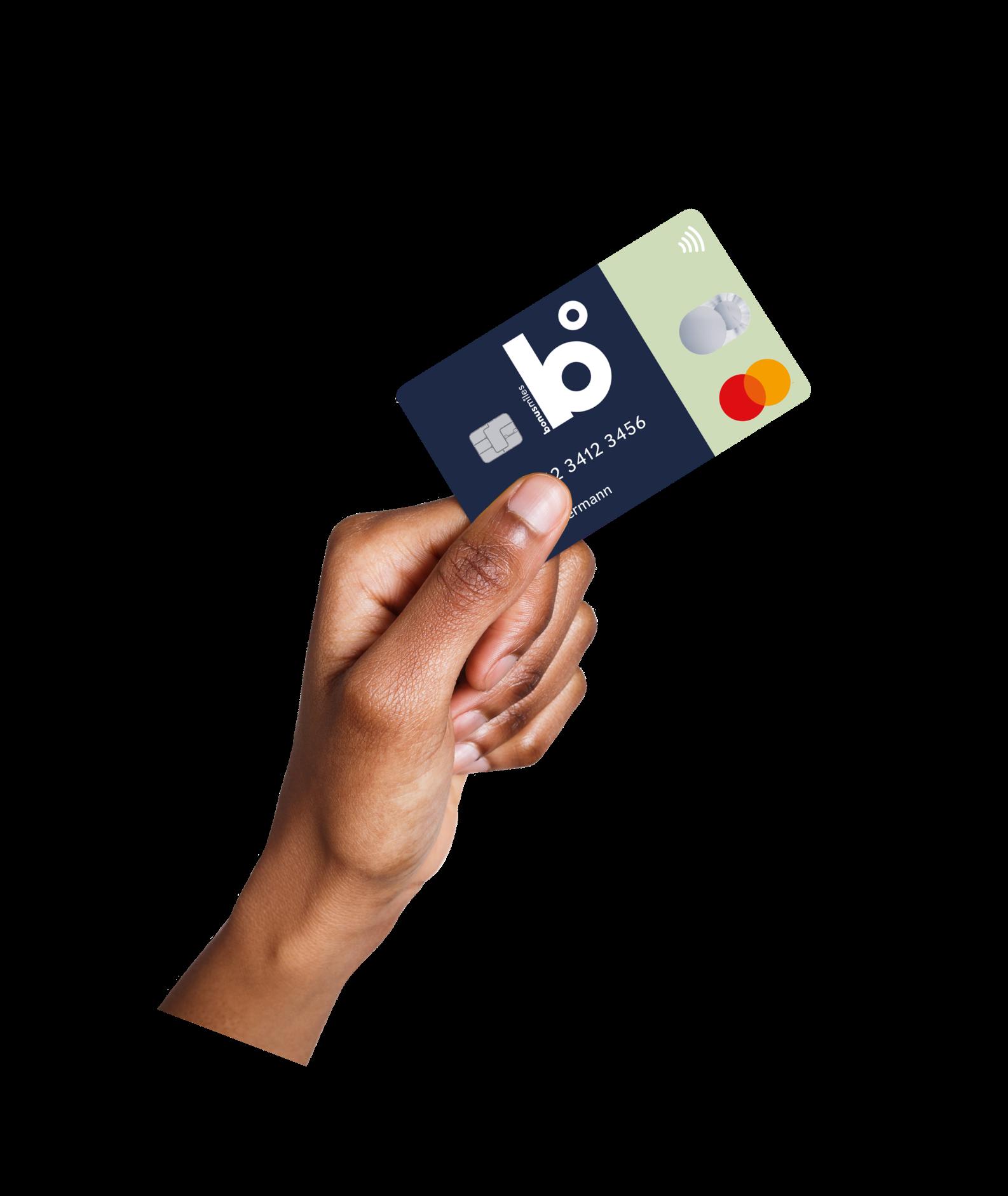 b°miles Kreditkarte der Commerzbank - inkl. Startguthaben und Meilen