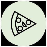 Einmal Pizza mit b°miles bitte - mit Lieferando bonusmiles sammeln